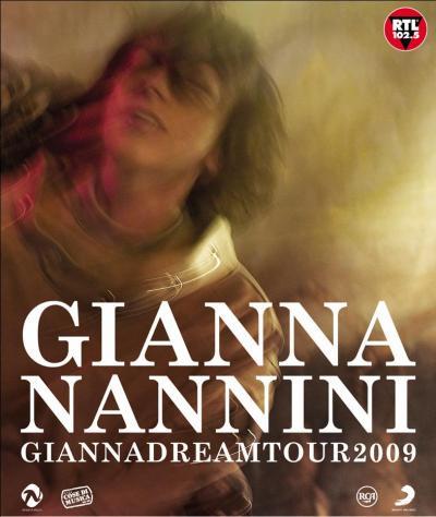 Concerto di Gianna Nannini a Brescia