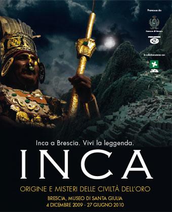 Mostra Inca a Brescia
